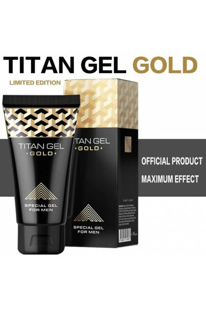 Gel Titan Gold