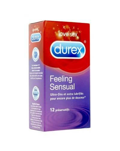 Préservatifs Feeling Sensual de Durex