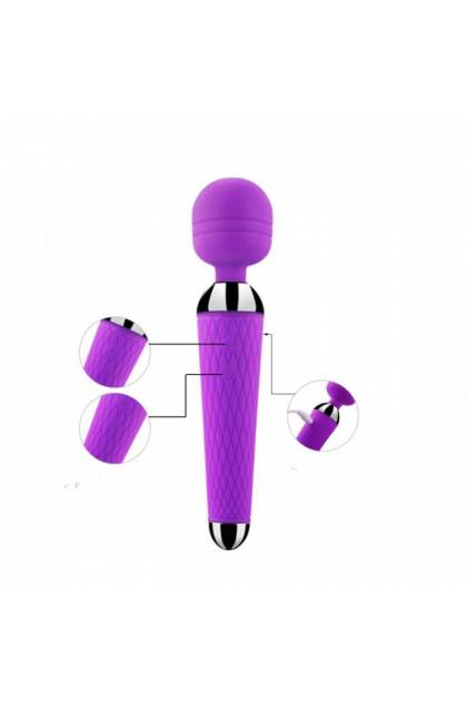 Vibromasseur Wand Rechargeable